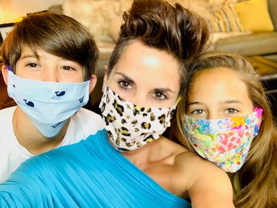 MORPH Designs Face Masks to Give Back