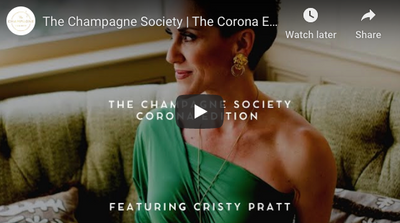 As Seen In - The Champagne Society | The Corona Edition