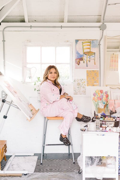 Women Entrepreneur Series: Aggie Armstrong the Artist