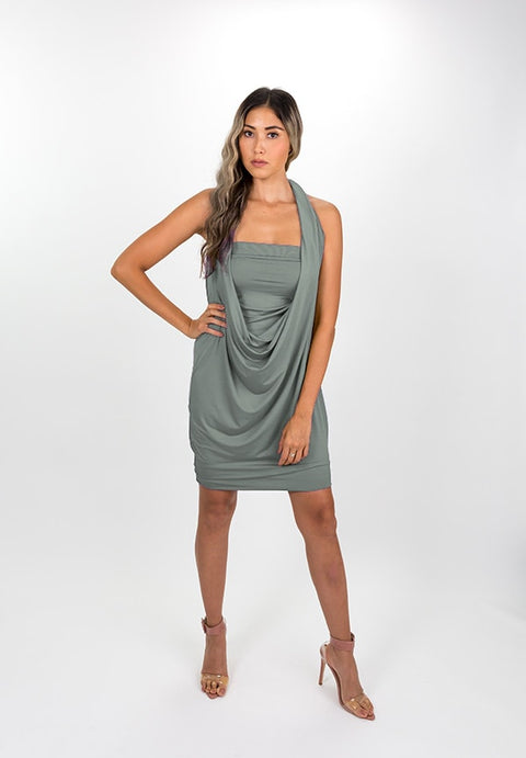 Safari Modal Capsule Dress