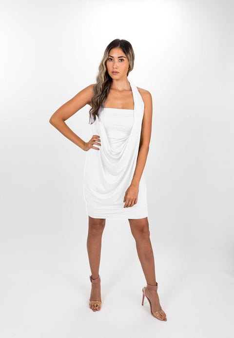 COUTURE White Capsule Dress