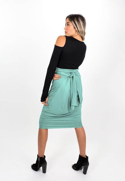 Mint Julep Modal Capsule Dress