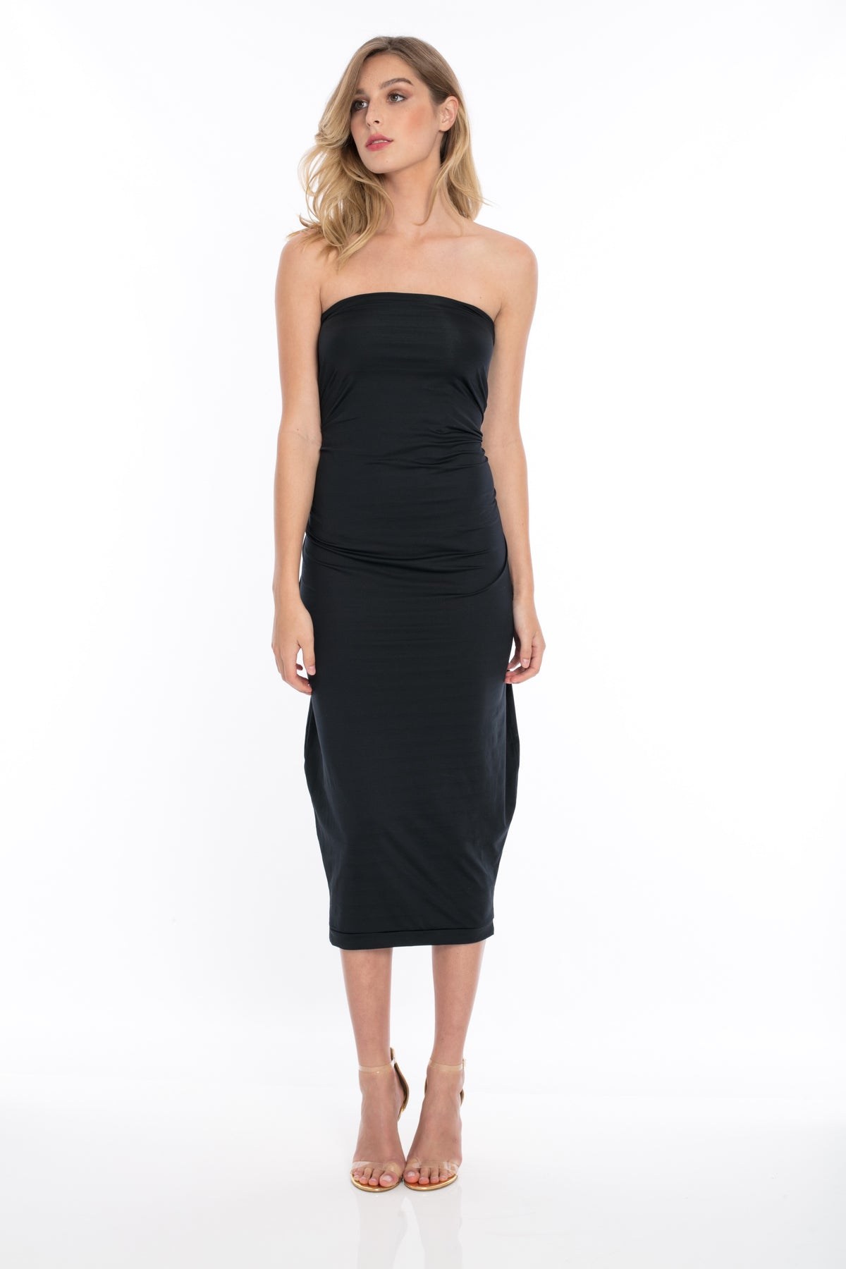 Morph Black Capsule Dress
