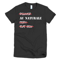 Au Naturale Short sleeve women's t-shirt