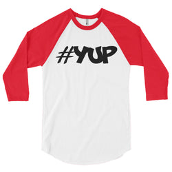 #YUP Women's 3/4 sleeve shirt