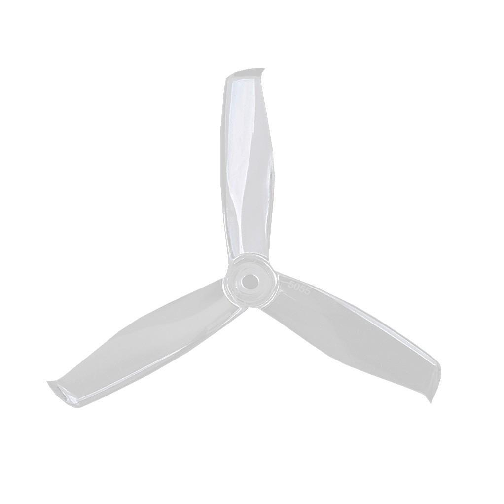 Gemfan Hulkie 5055S V2 5'' Tri Blade Prop - CHOOSE YOUR COLOR