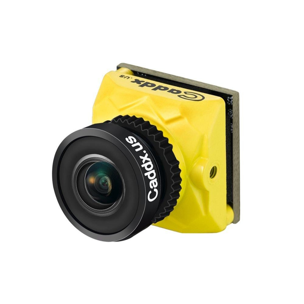 Caddx Ratel 1.66mm / 2.1mm 1200TVL FPV Camera - 2 Colors