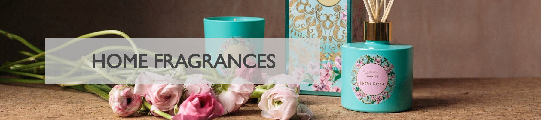 Modern Quests Home Fragrances Collection