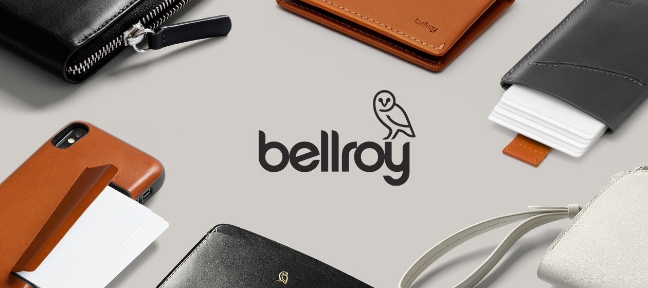 Modern Quests Bellroy products