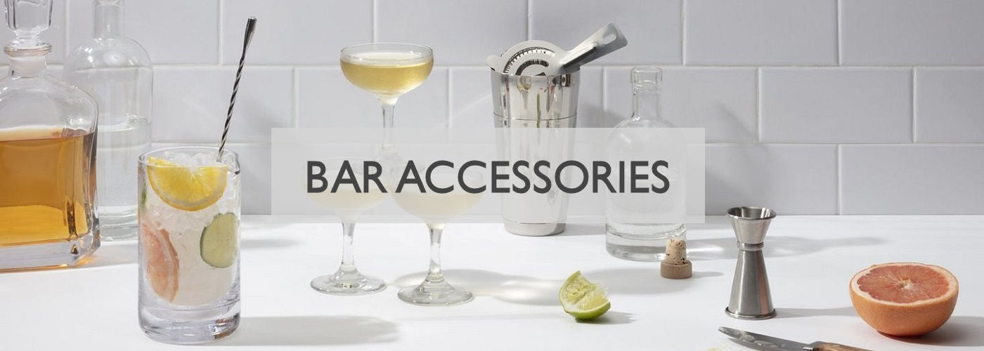 Modern Quests Bar Accessories Collection