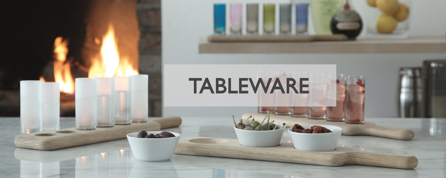 Modern Quests Living Tableware Collection