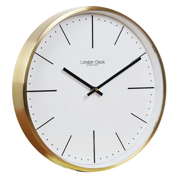 Astor Wall Clock - Gold