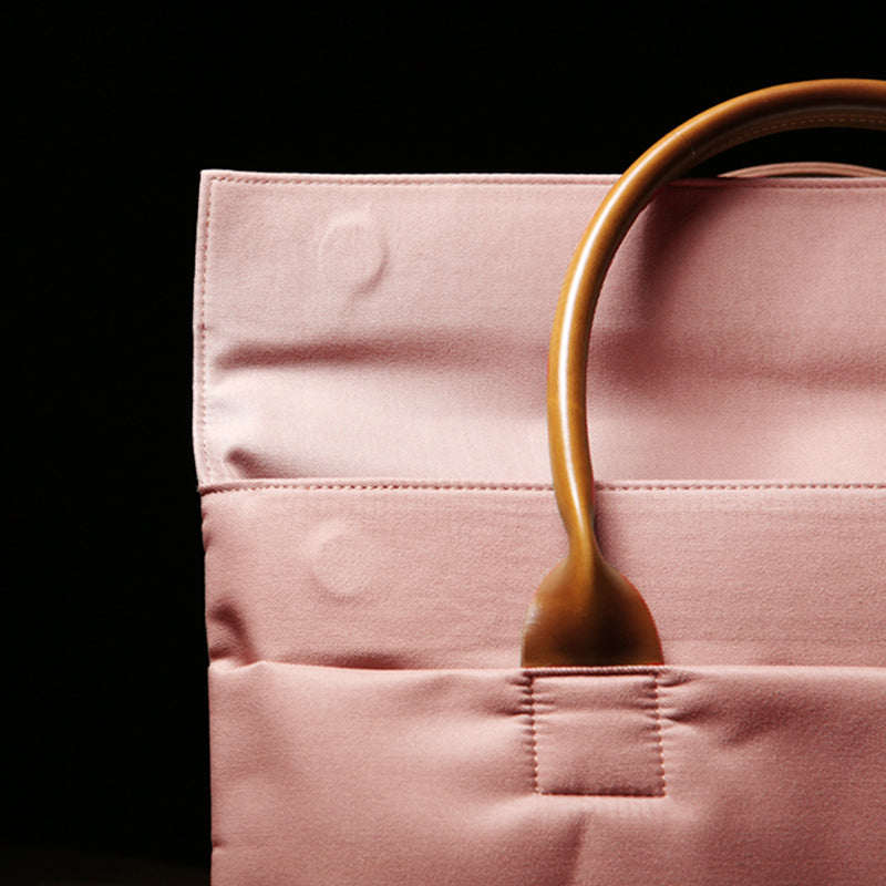 Confidant Laptop Handbag - Pink