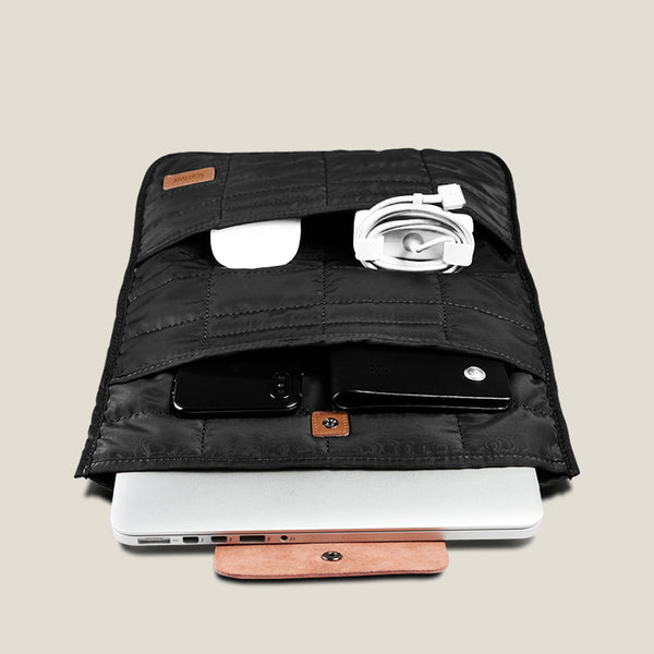 Folio Vol III Sleeve - Jet Black - 14 inch