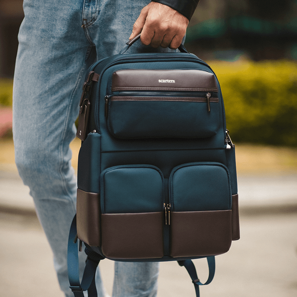 Terminal Backpack - Navy