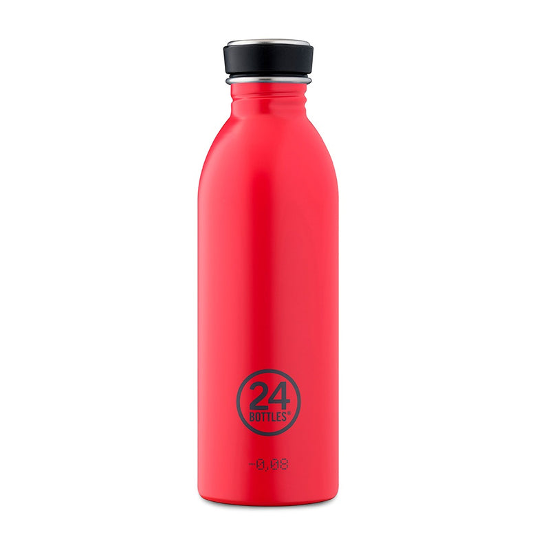 Urban Bottle 500ml - Hot Red