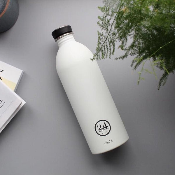 Urban Bottle 1000ml - Ice White
