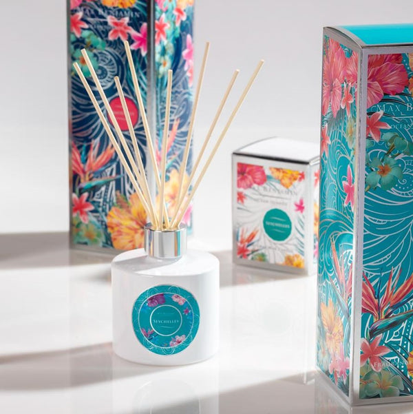 Seychelles Fragrance Diffuser, Ocean Islands Collection