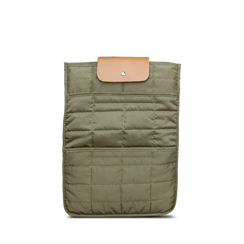Folio Vol III Sleeve - Olive Green - 14 inch