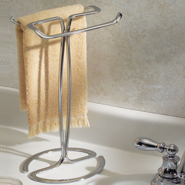 Axis Towel Holder - Chrome