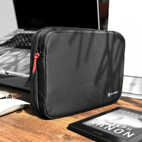 Travel Easy Electronics Organizer - Black
