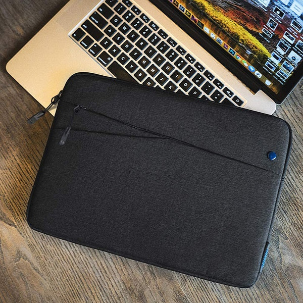 Classic Laptop Sleeve - Black 13 to 13.3 Inch