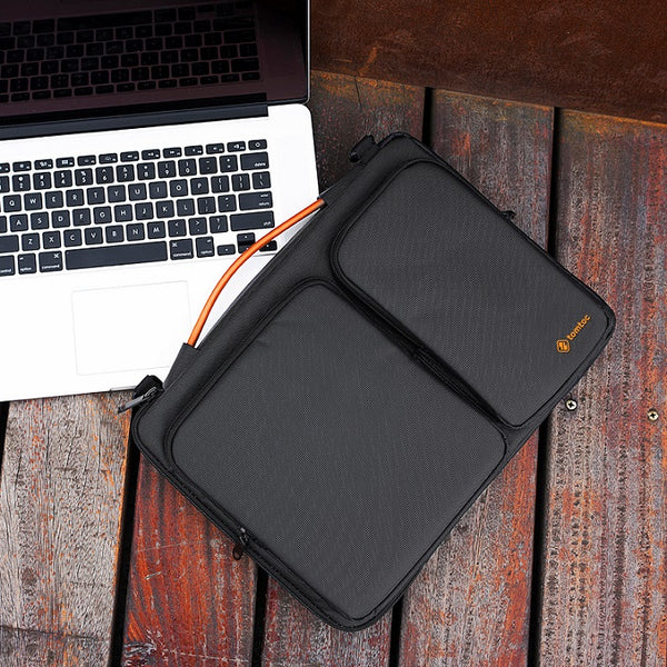 Versatile Laptop Bag - Black 14 to 15 Inch