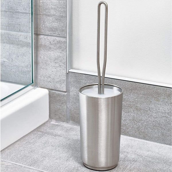 Austin Toilet Bowl Brush -  Brushed Nickel