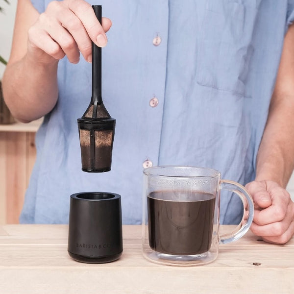 Brew it Stick Tea & Coffee Infuser - Charcoal