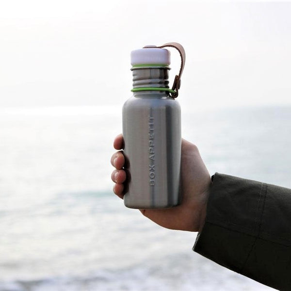 Bam Water Bottle - Steel