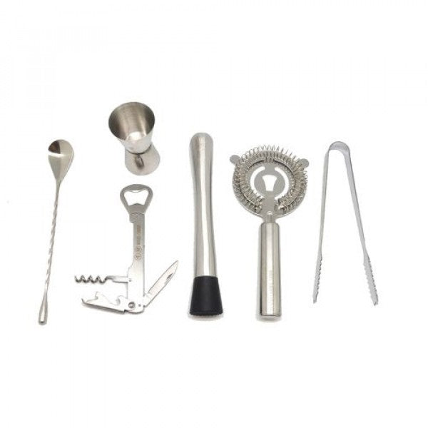Yura Stainless Steel Bar Set