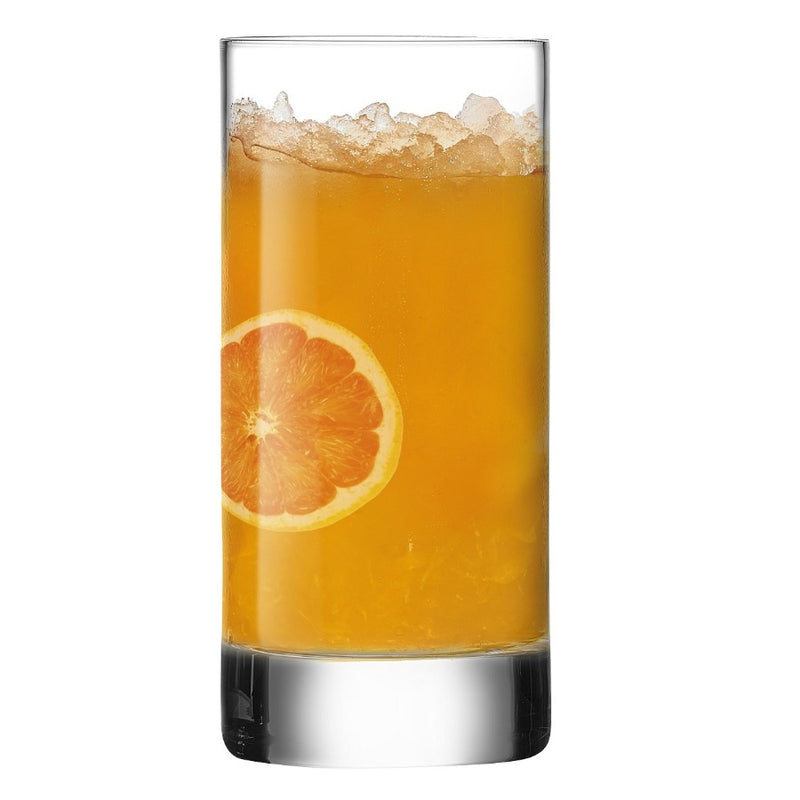 Barcelona Highball Glasses, Set of 4