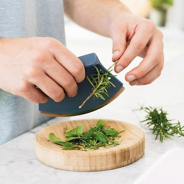 Herb Cutter Set with Cutting Board