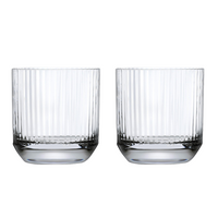Big Top Whiskey Tumblers, Set of 4