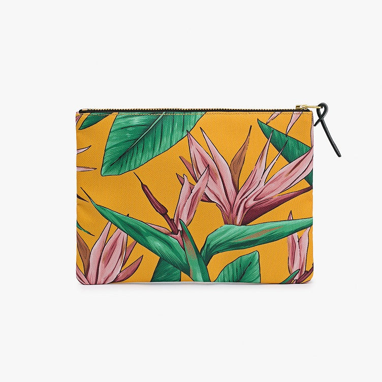 Birds of Paradise Large Pouch