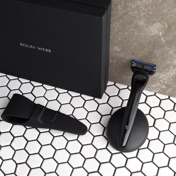 X1 Fusion Razor Triple Set - Nero Black