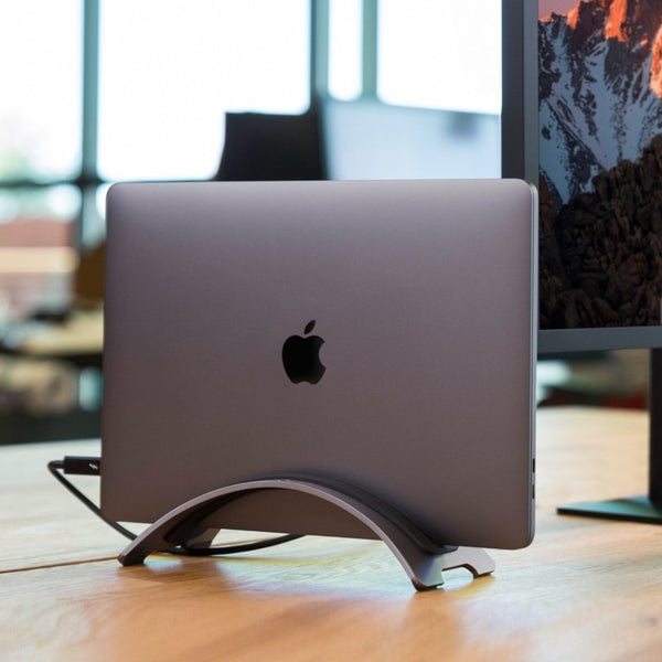 BookArc for MacBook - Space Grey