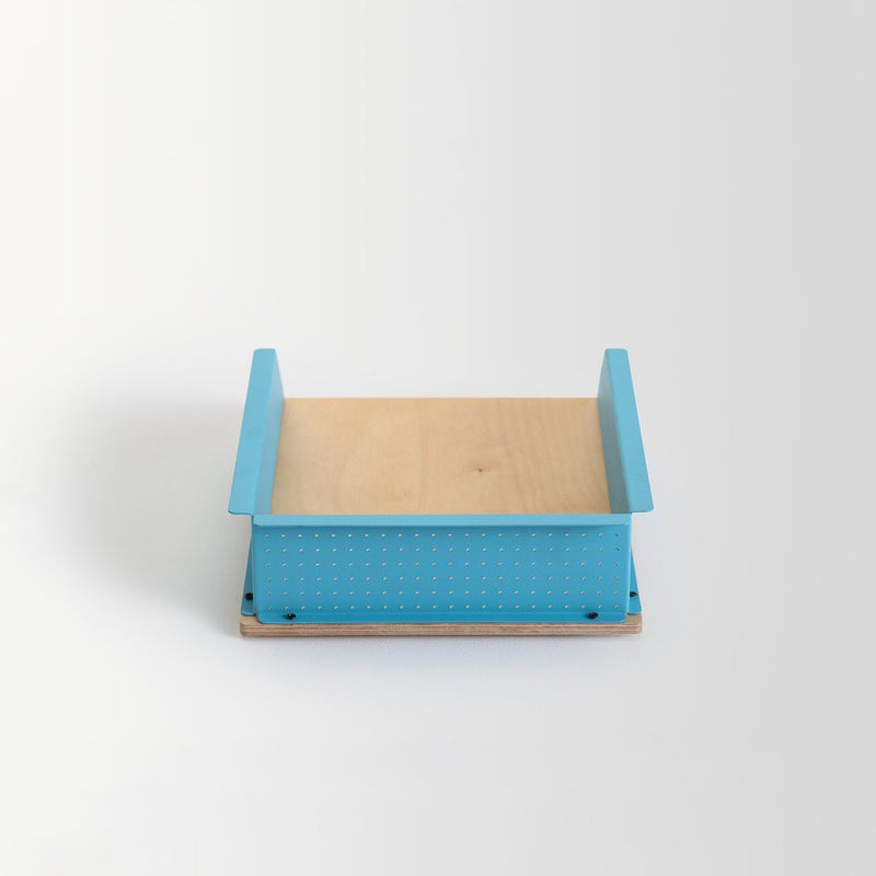 Boxxit Desk Shelf - Cyan Blue