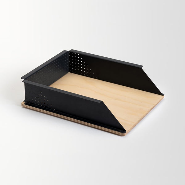 Boxxit Desk Shelf - Charcoal Grey