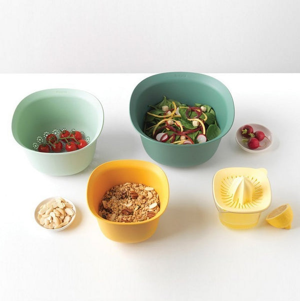 Tasty Plus Nested Mixing Bowl Set