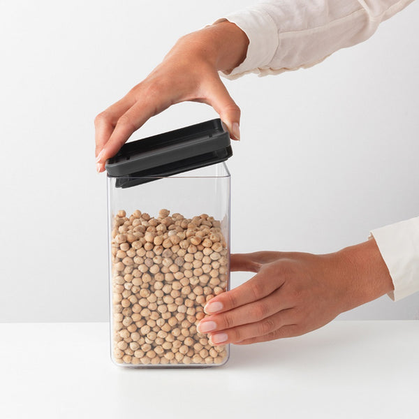 Stackable Square Canister - Medium