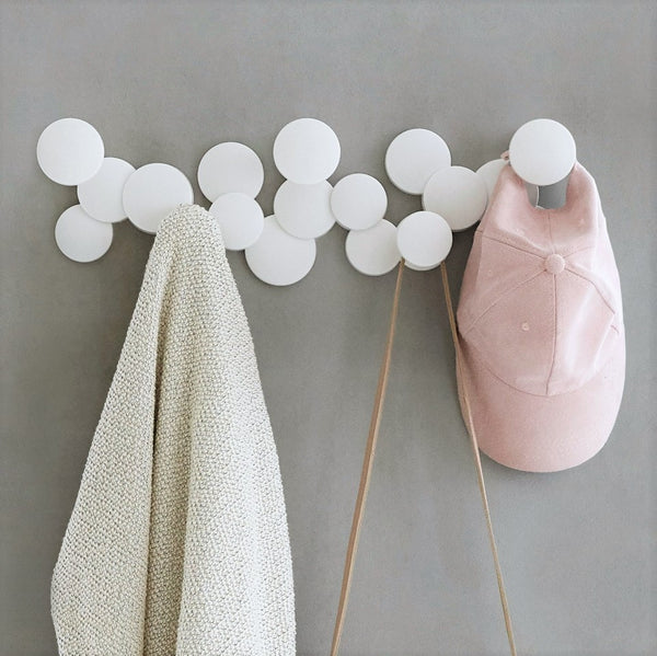 Bubble Wall Hook - White