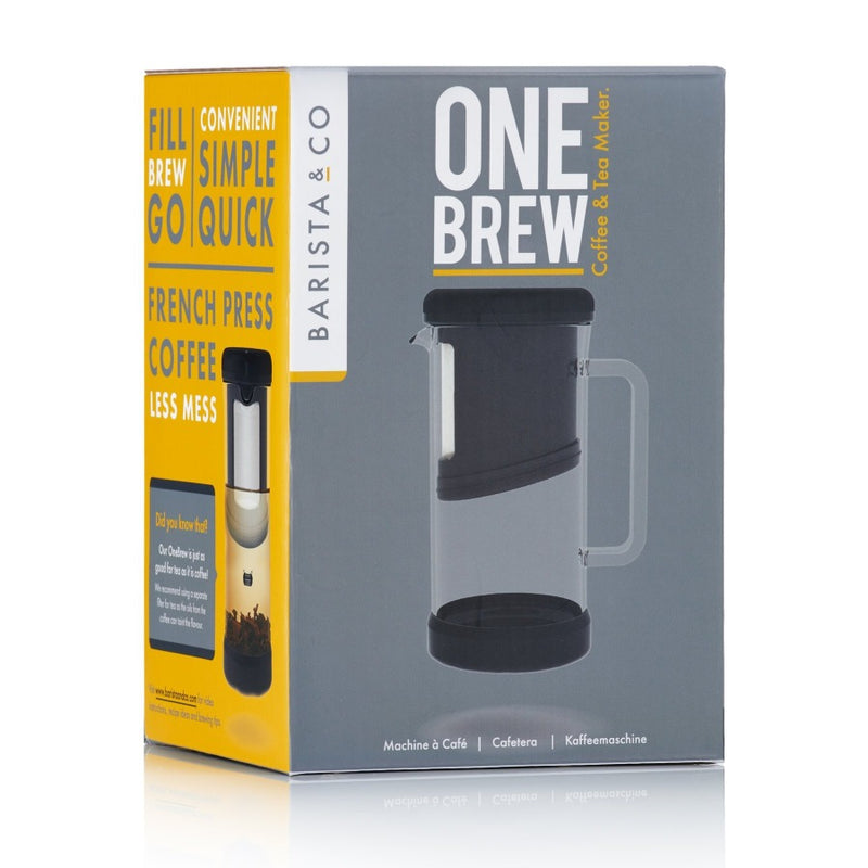 One Brew 4-in-1 Tea & Coffee Infuser