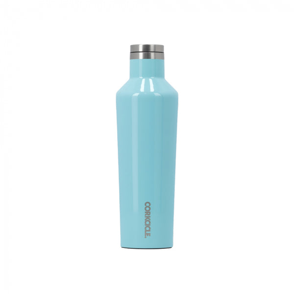 Insulated Canteen 475ml - Gloss Turquoise