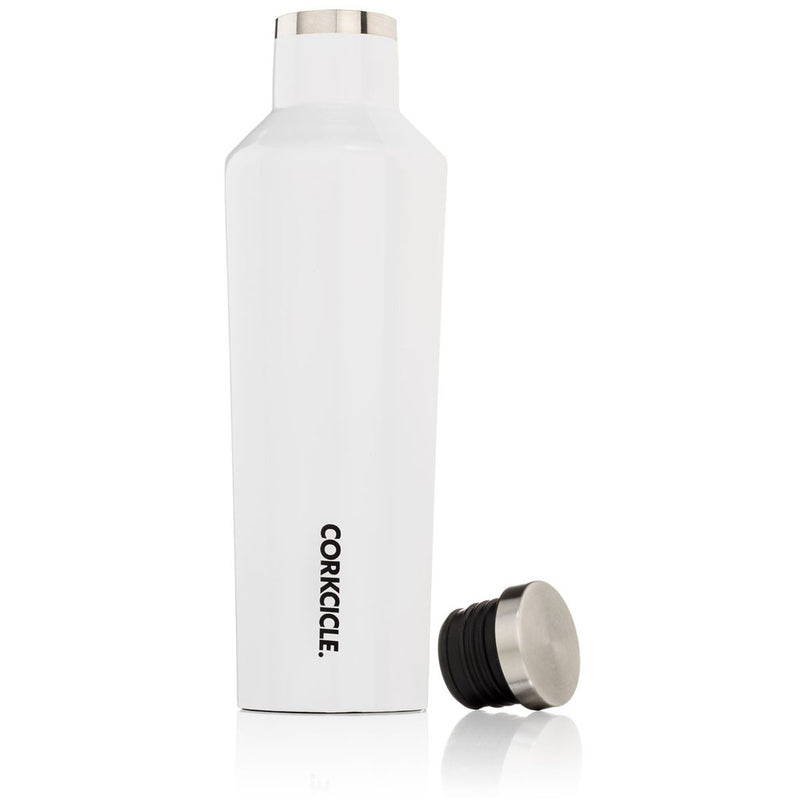 Insulated Canteen 475ml - Gloss White