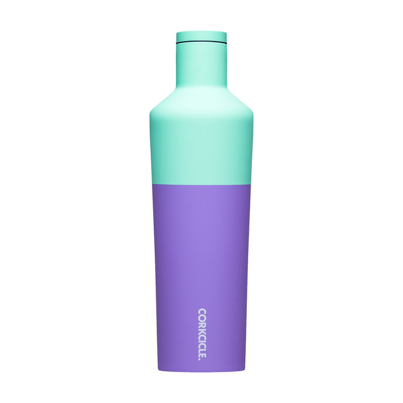 Insulated Canteen 750ml - Mint Berry