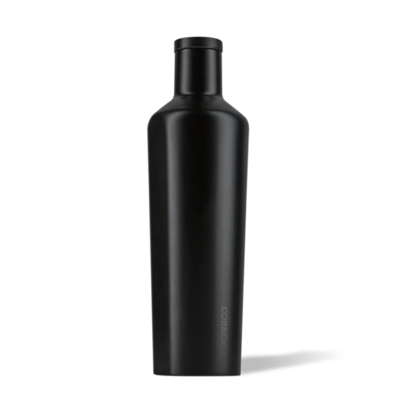 Insulated Canteen 750ml - Dipped Blackout