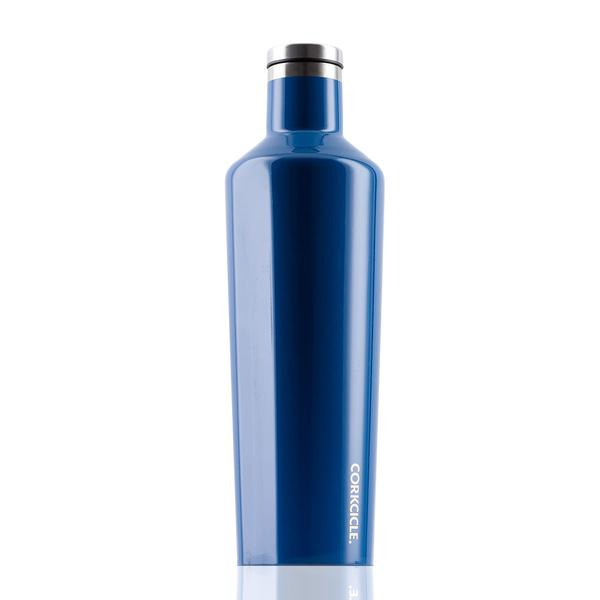 Insulated Canteen 750ml - Gloss Riviera Blue