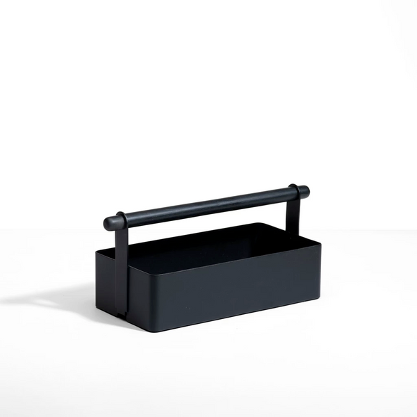 Cora Storage Caddy - Black