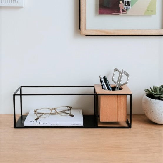 Cubist Floating Accessory Organizer